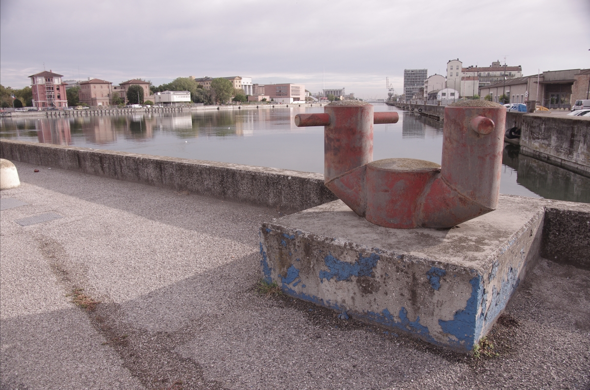 Darsena di Ravenna 2 - Renzo favalli - Ravenna (RA)