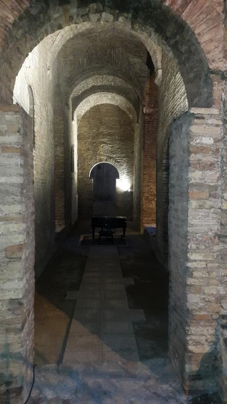 Palazzo di Teodorico - 9 settembre - maria bernadette melis - Ravenna (RA)
