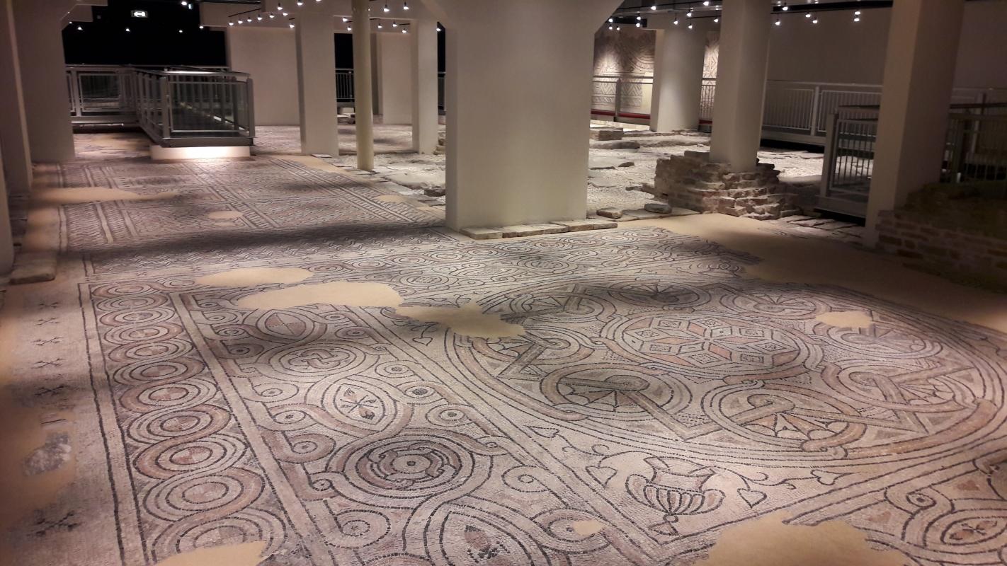 Ravenna - Domus tappeti di pietra - Vista - Ysogo - Ravenna (RA)