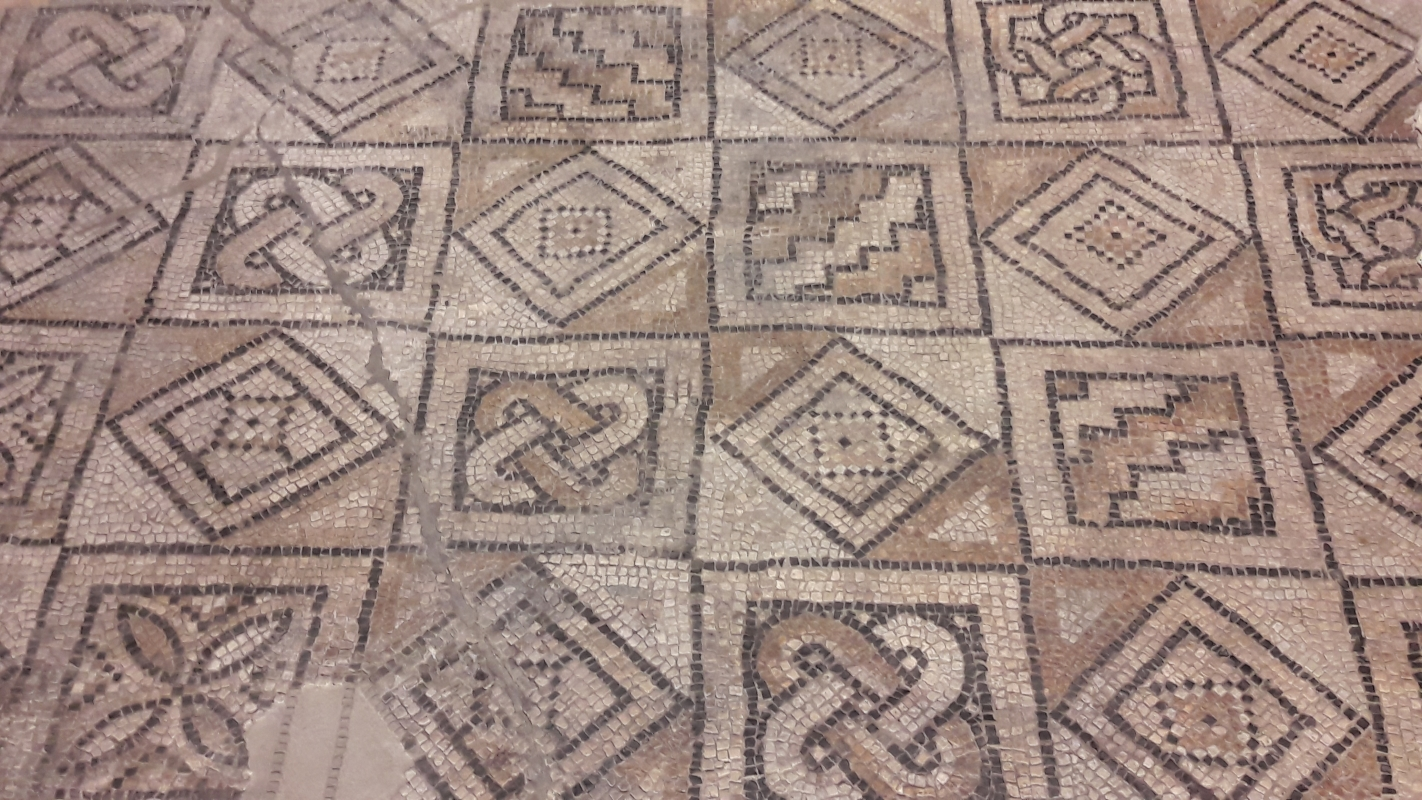 Ravenna - Domus tappeti di pietra - Dettaglio 5 - Ysogo - Ravenna (RA)