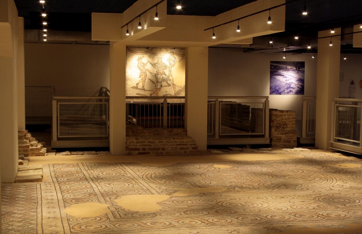 Domus dei Tappeti di pietra - panoramica 4 - Walter manni - Ravenna (RA)