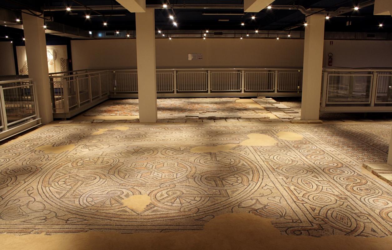 Domus dei Tappeti di pietra - panoramica 1 - Walter manni - Ravenna (RA)