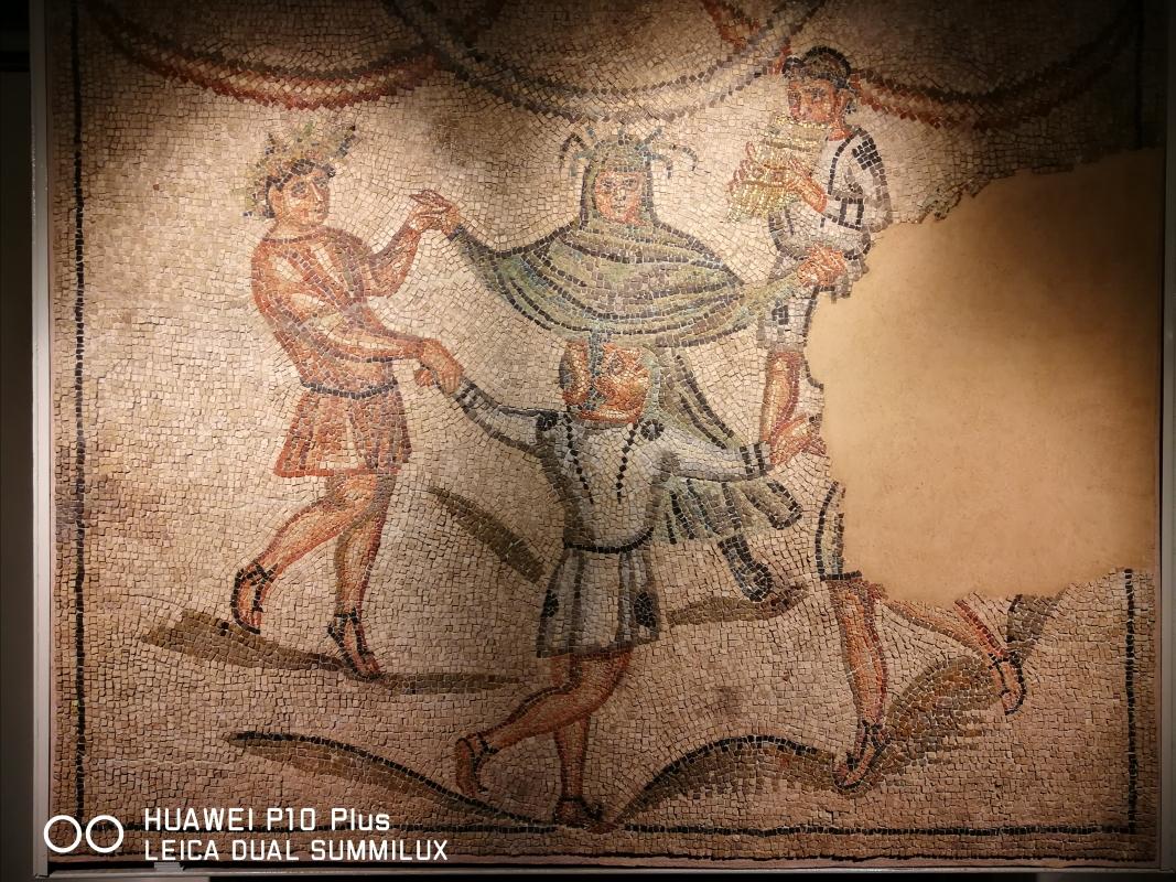 Domus dei tappeti di pietra - la danza delle quattro stagioni - LadyBathory1974 - Ravenna (RA)