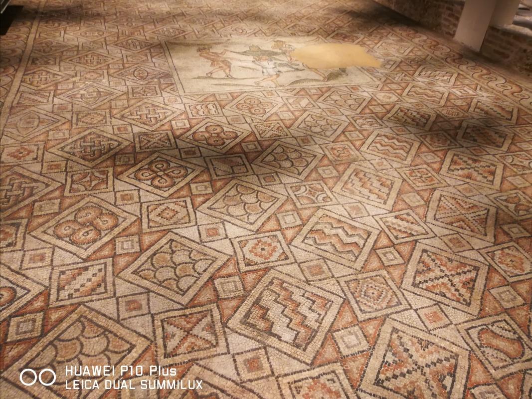 Domus dei tappeti di pietra - ancora geometrie - LadyBathory1974 - Ravenna (RA)