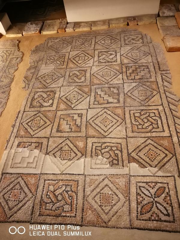 Domus dei tappeti di pietra - geometrie in libertà - LadyBathory1974 - Ravenna (RA)