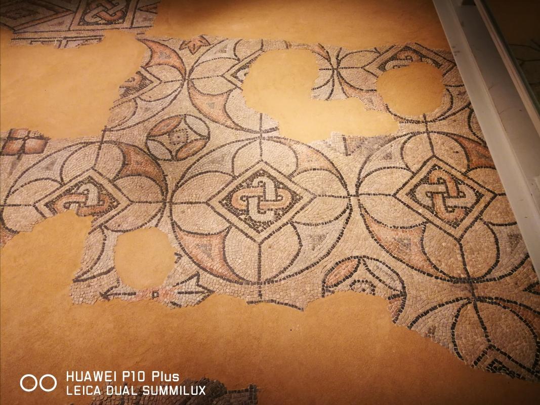 Domus dei tappeti di pietra - rosoni perfetti - LadyBathory1974 - Ravenna (RA)