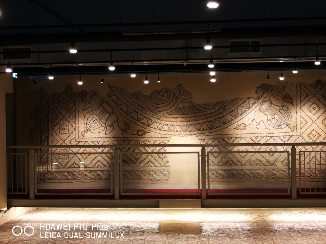 Domus dei tappeti di pietra - tappeto a parete - LadyBathory1974 - Ravenna (RA)