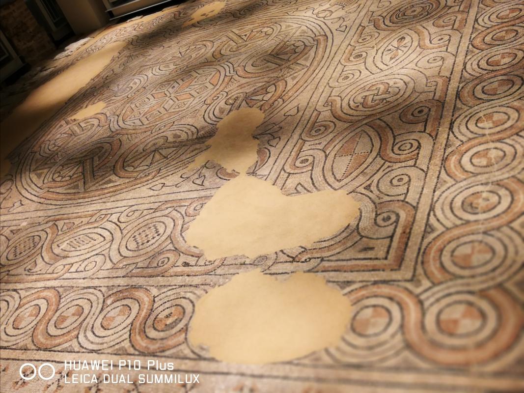 Domus dei tappeti di pietra - come un vero tappeto - LadyBathory1974 - Ravenna (RA)