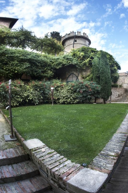 Prospettiva giardini pensili - Domenico Bressan - Ravenna (RA)
