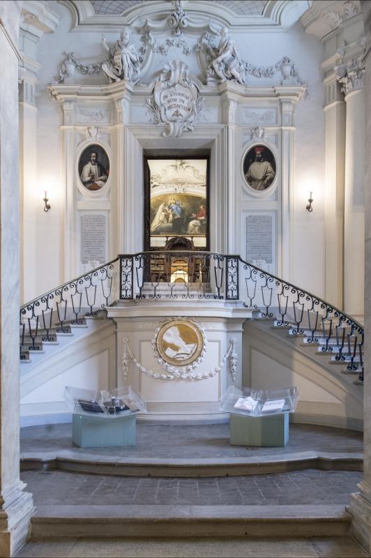 Entrata aula magna - Domenico Bressan - Ravenna (RA)