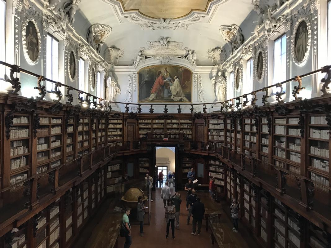 BibliotecaClassense05 - EmilianoFarina - Ravenna (RA)