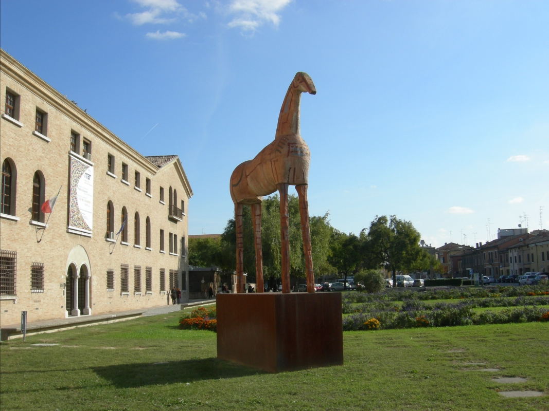 MAR - Museo d'Arte della Città di Ravenna 01 - Nicola Quirico - Ravenna (RA)