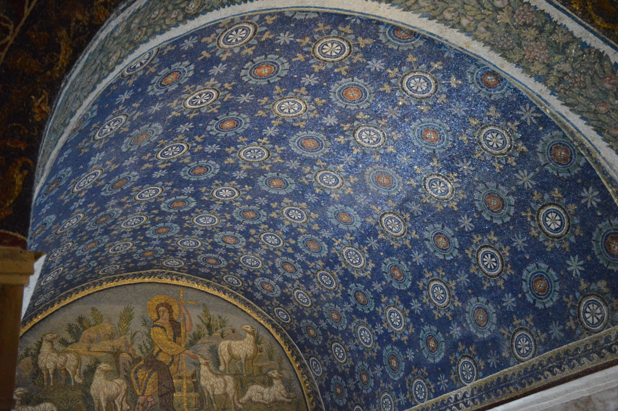 Monumento a Galla Placidia 01 - Trapezaki - Ravenna (RA)