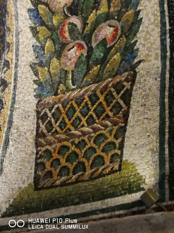 Mausoleo di Galla Placidia - particolare costola volta - LadyBathory1974 - Ravenna (RA)