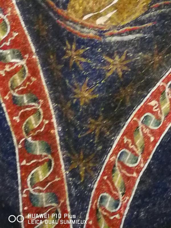 Mausoleo di Galla Placidia - particolare decorazioni costole delle volte - LadyBathory1974 - Ravenna (RA)