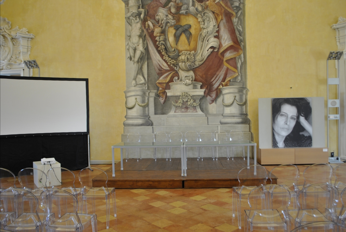 Palazzo Rasponi Dalle Teste (Ravenna) - Salone 01 - Nicola Quirico - Ravenna (RA)
