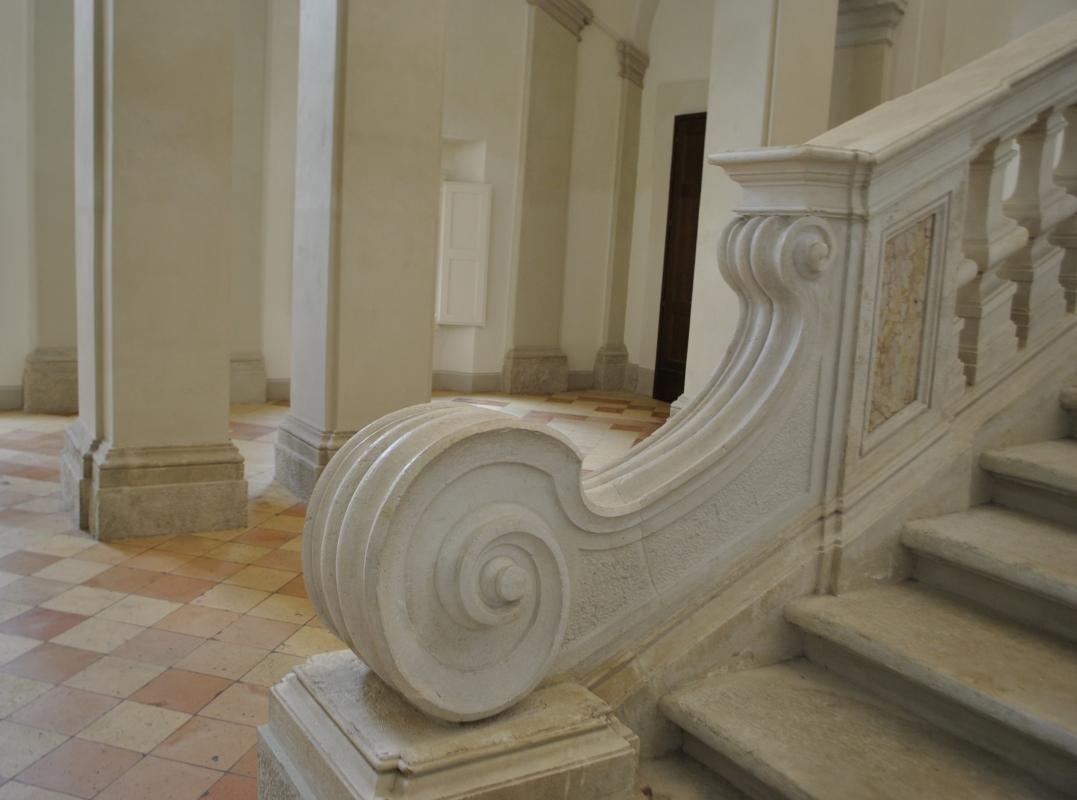 Palazzo Rasponi Dalle Teste scalone particolare - Nicola Quirico - Ravenna (RA)