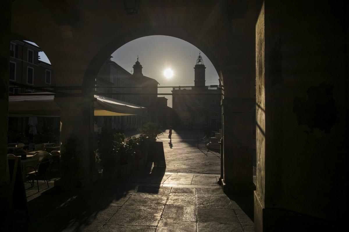 Dalla galleria - Domenico Bressan - Ravenna (RA)