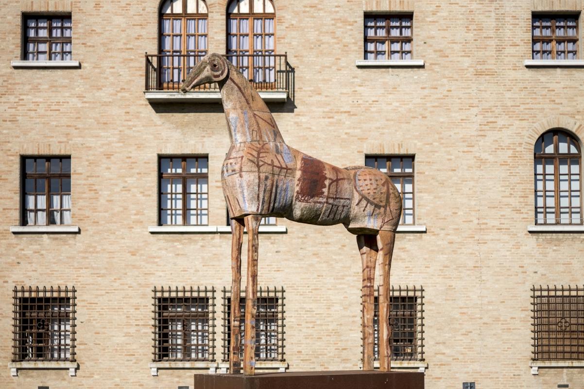 Cavallo2 - Domenico Bressan - Ravenna (RA)