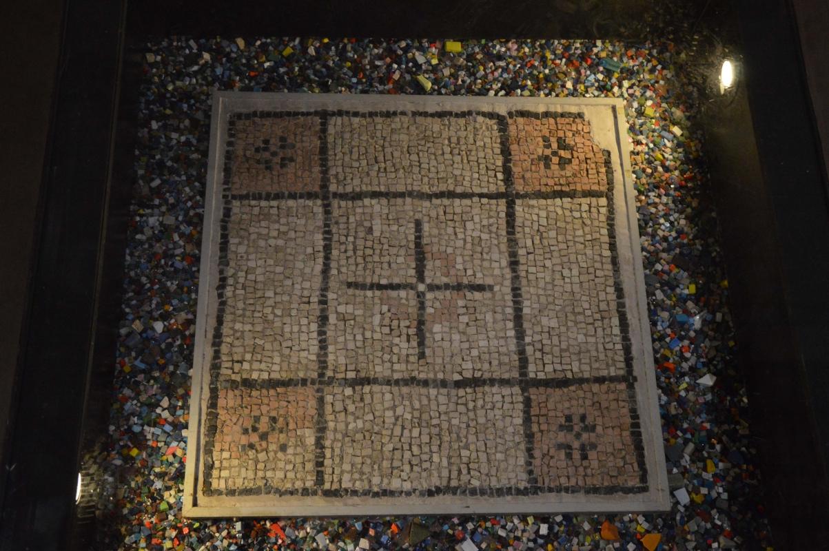 TAMO mosaici - Trapezaki - Ravenna (RA)