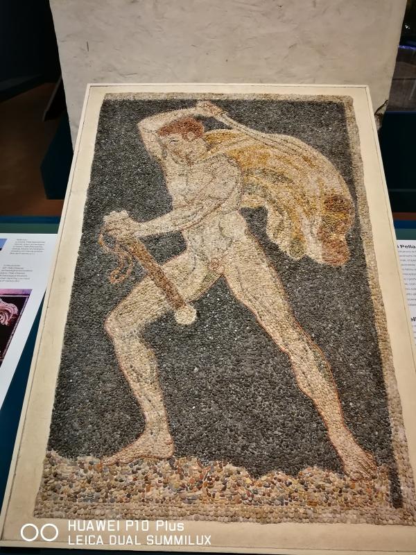 TAMO - ricostruzione del cacciatore di Pella - LadyBathory1974 - Ravenna (RA)