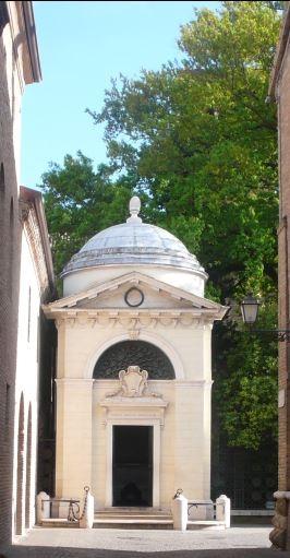 Tomba di Dante 1 - Ravenna - RatMan1234 - Ravenna (RA)