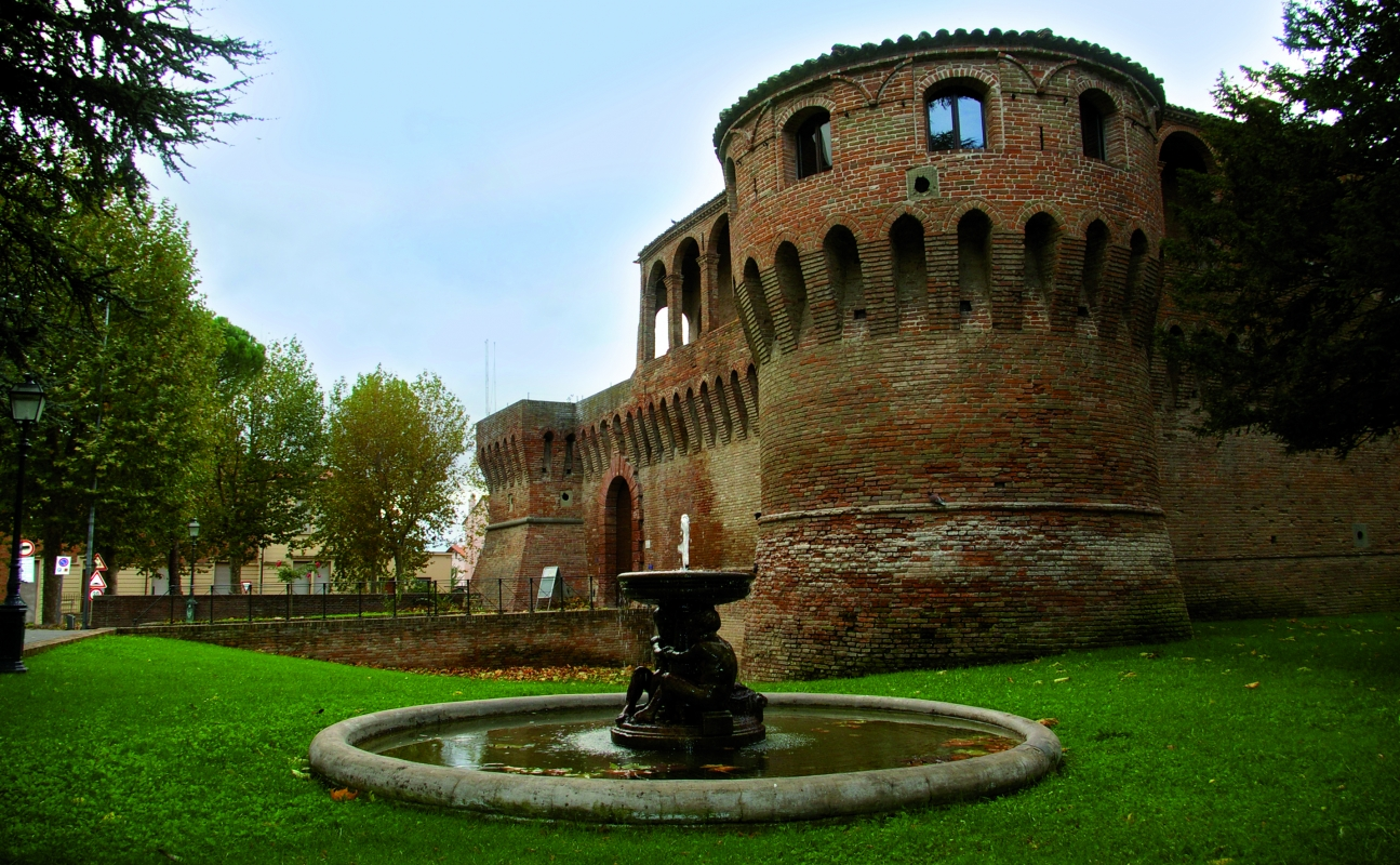Rocca di Bagnara di Romagna - Ercolanc - Bagnara di Romagna (RA)