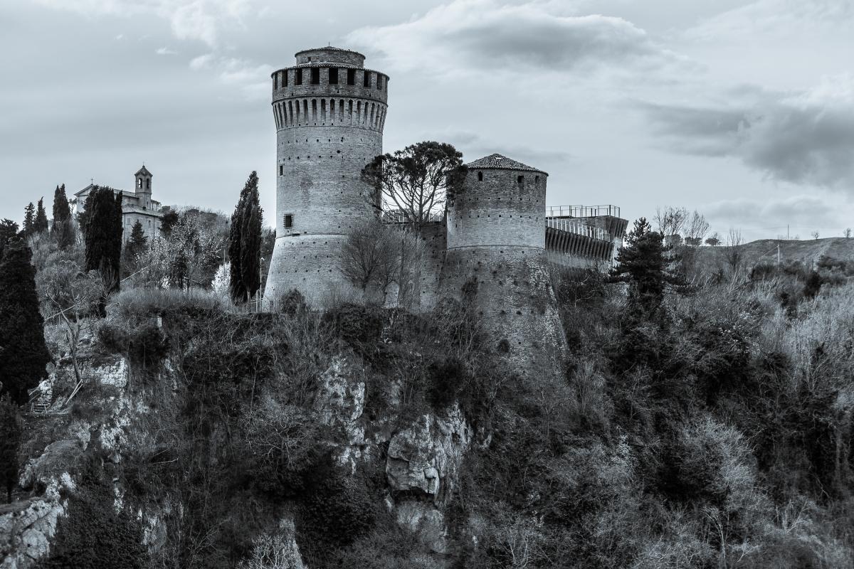 Rocca - Brisighella - - Vanni Lazzari - Brisighella (RA)