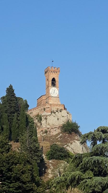 Torre dell'orologio 01 - Marco Musmeci - Brisighella (RA)