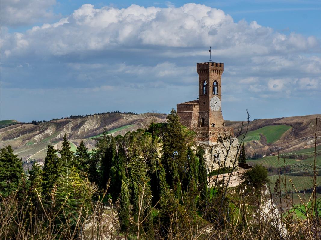La torre dell'orologio - Brisighella - - Vanni Lazzari - Brisighella (RA)