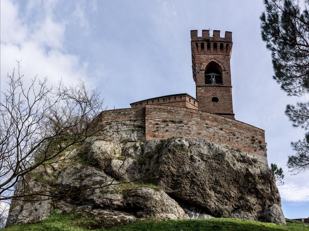 Torre dell'orologio - Brisighella 2 - Vanni Lazzari - Brisighella (RA)