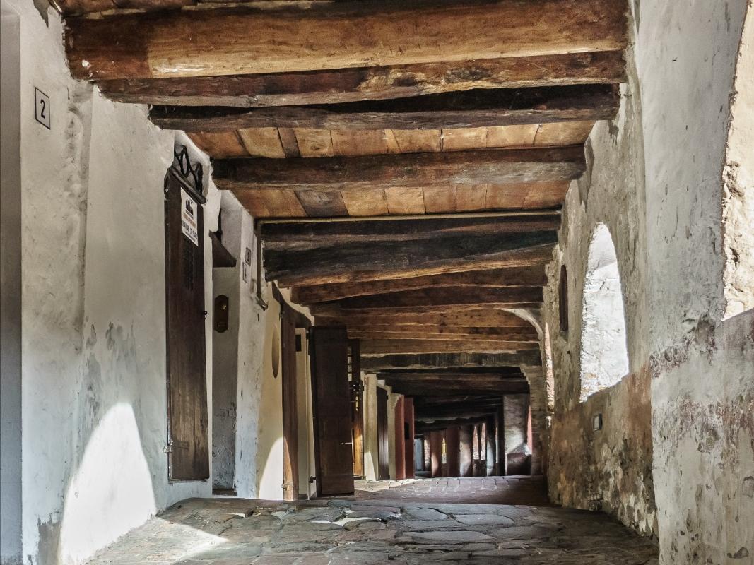 La Via degli Asini - Vanni Lazzari - Brisighella (RA)