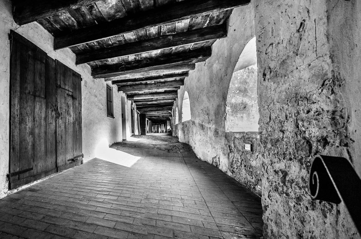 Via degli Asini - Vanni Lazzari - Brisighella (RA)