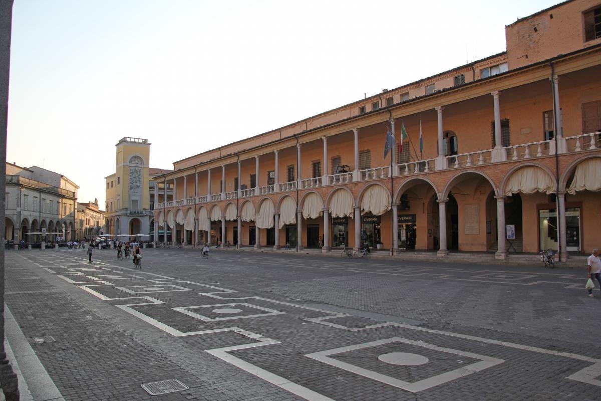 Faenza, piazza del Popolo (02) - Gianni Careddu - Faenza (RA)