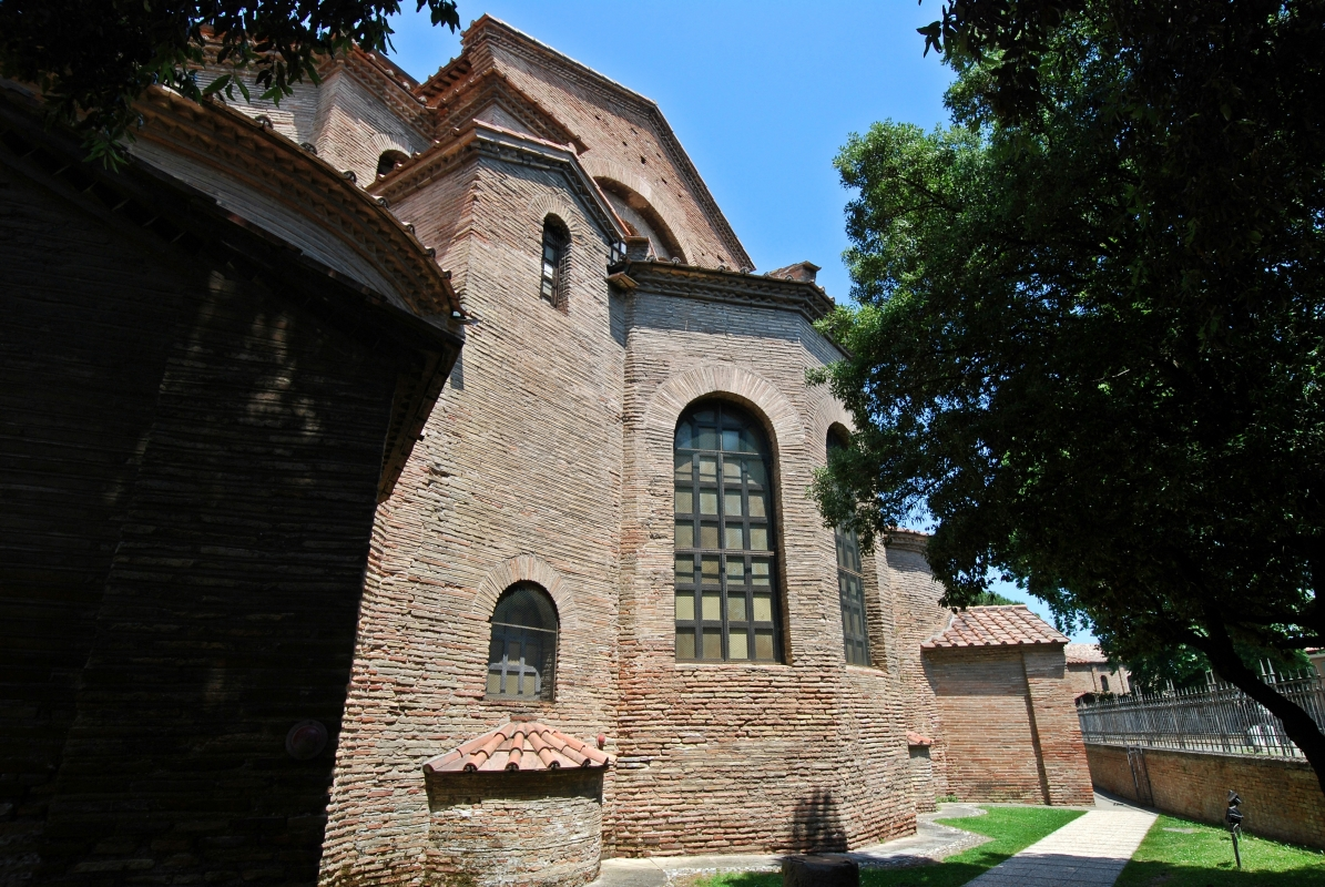 Basilica di San Vitale 07 - Ernesto Sguotti - Ravenna (RA)