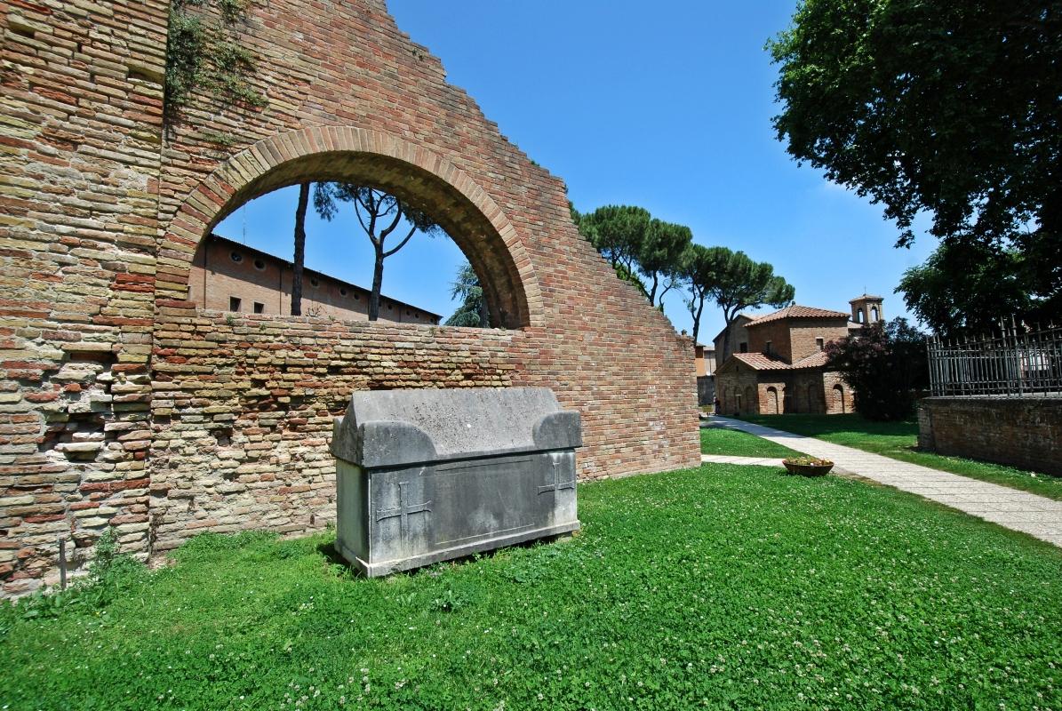 Basilica di San Vitale 06 - Ernesto Sguotti - Ravenna (RA)
