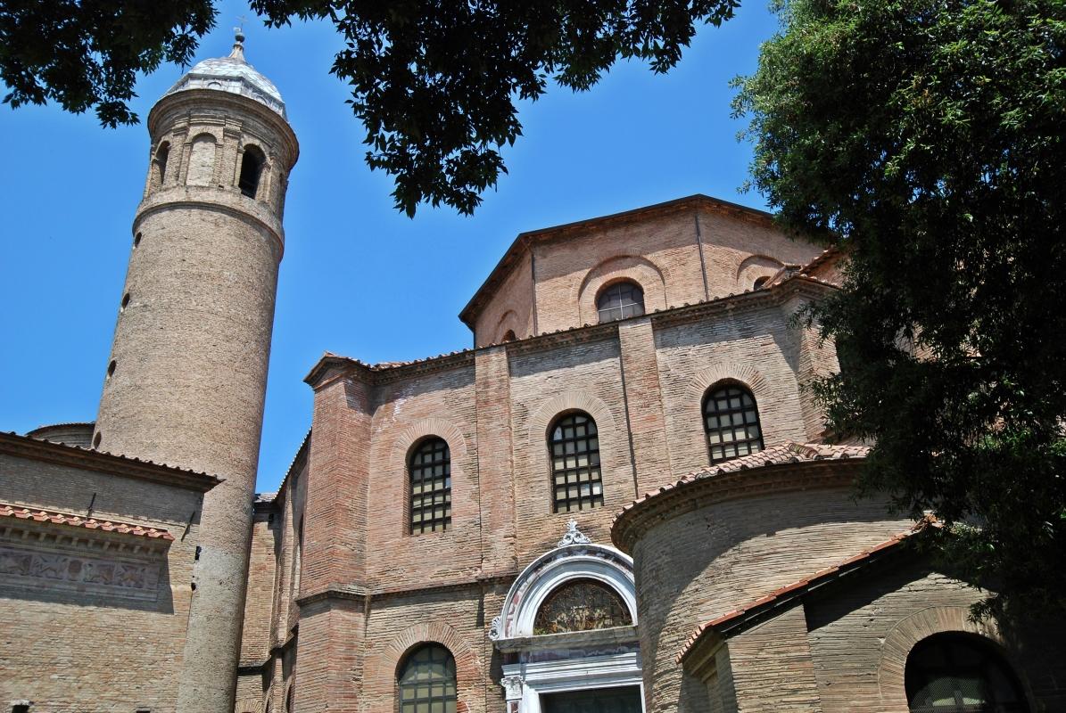 Basilica di San Vitale 08 - Ernesto Sguotti - Ravenna (RA)