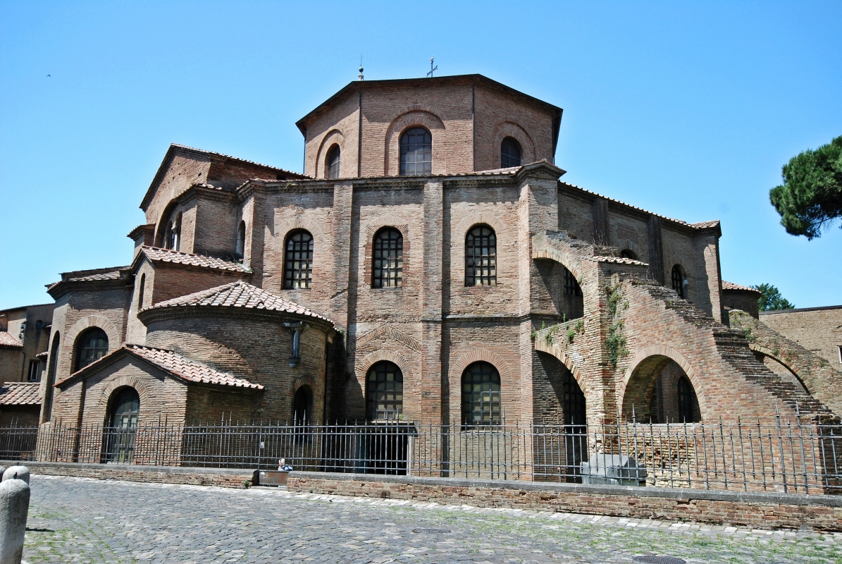 Basilica di San Vitale 02 - Ernesto Sguotti - Ravenna (RA)