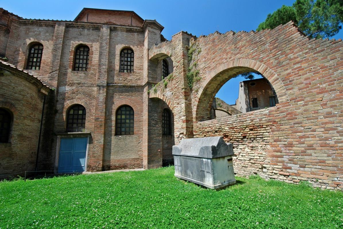 Basilica di San Vitale 04 - Ernesto Sguotti - Ravenna (RA)