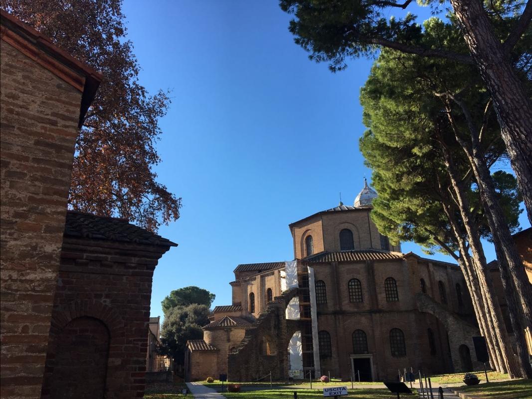 Basilica di San Vitale 5 foto di C.Grassadonia - Chiara.Ravenna - Ravenna (RA)