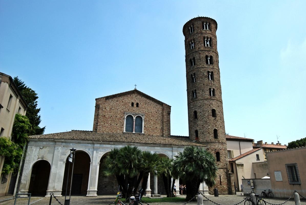 Basilica di Sant'Apollinare Nuovo 02 - Ernesto Sguotti - Ravenna (RA)