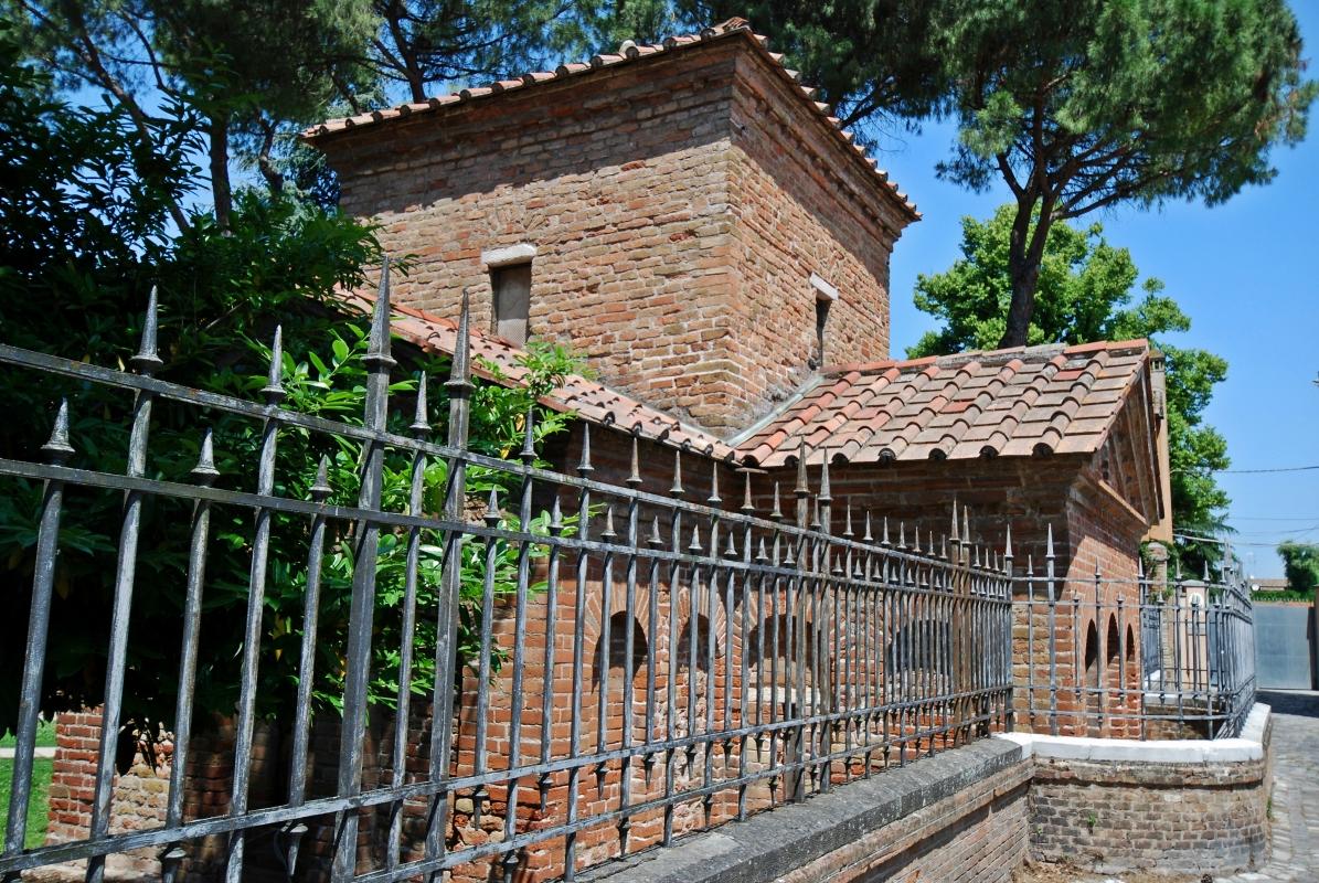 Mausoleo di Galla Placidia 001 - Ernesto Sguotti - Ravenna (RA)