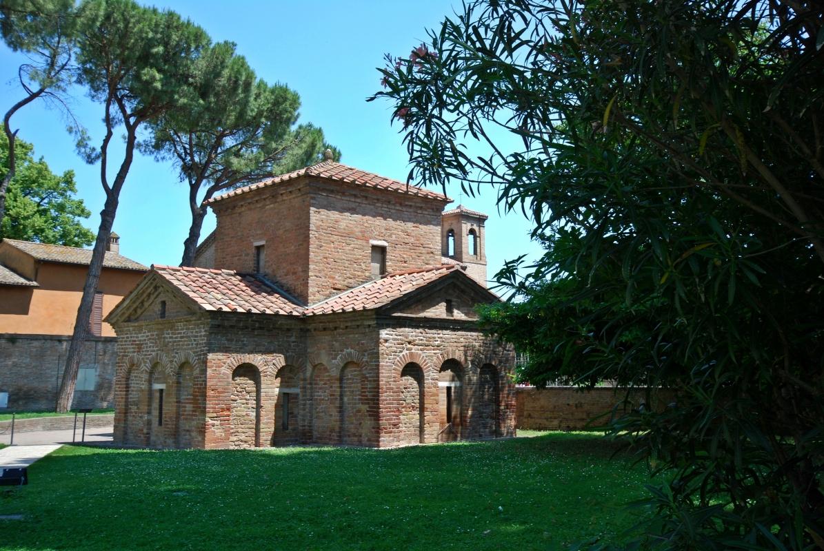 Mausoleo di Galla Placidia 005 - Ernesto Sguotti - Ravenna (RA)
