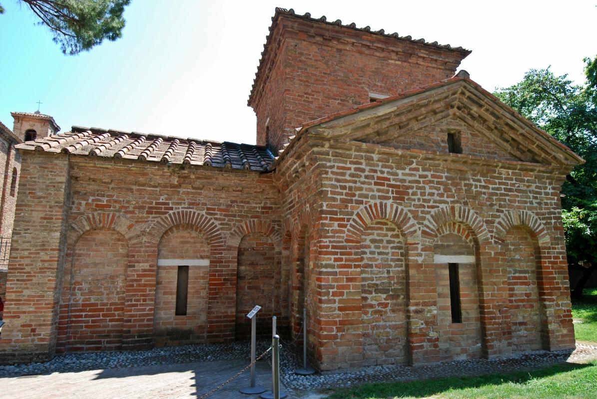 Mausoleo di Galla Placidia 002 - Ernesto Sguotti - Ravenna (RA)