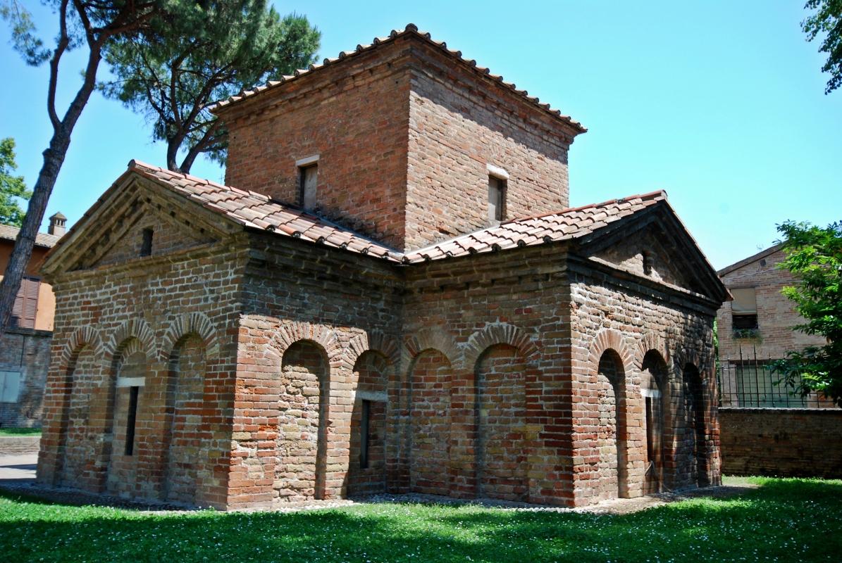 Mausoleo di Galla Placidia 003 - Ernesto Sguotti - Ravenna (RA)