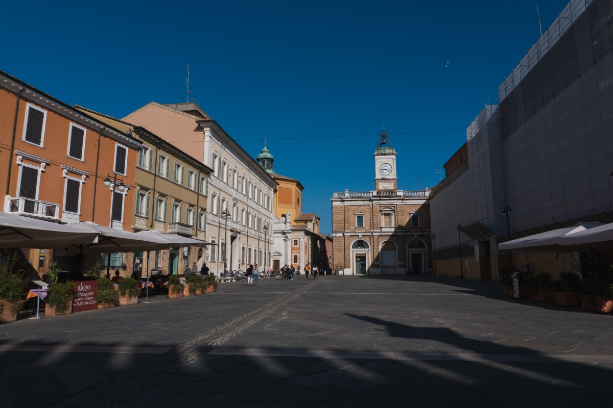 Piazza del popolo ravenna - Federico Bragee - Ravenna (RA)