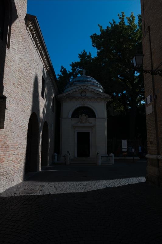 Tomba di dante, ravenna vista ampia - Federico Bragee - Ravenna (RA)