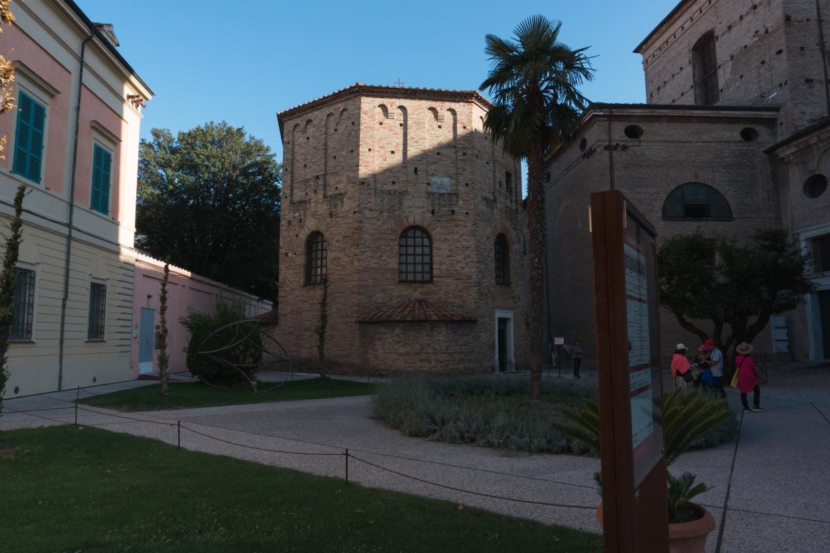 Mausoleo del museo arcivescovile - Federico Bragee - Ravenna (RA)