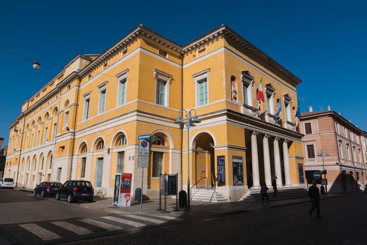 Teatro alighieri, ravenna - Federico Bragee - Ravenna (RA)