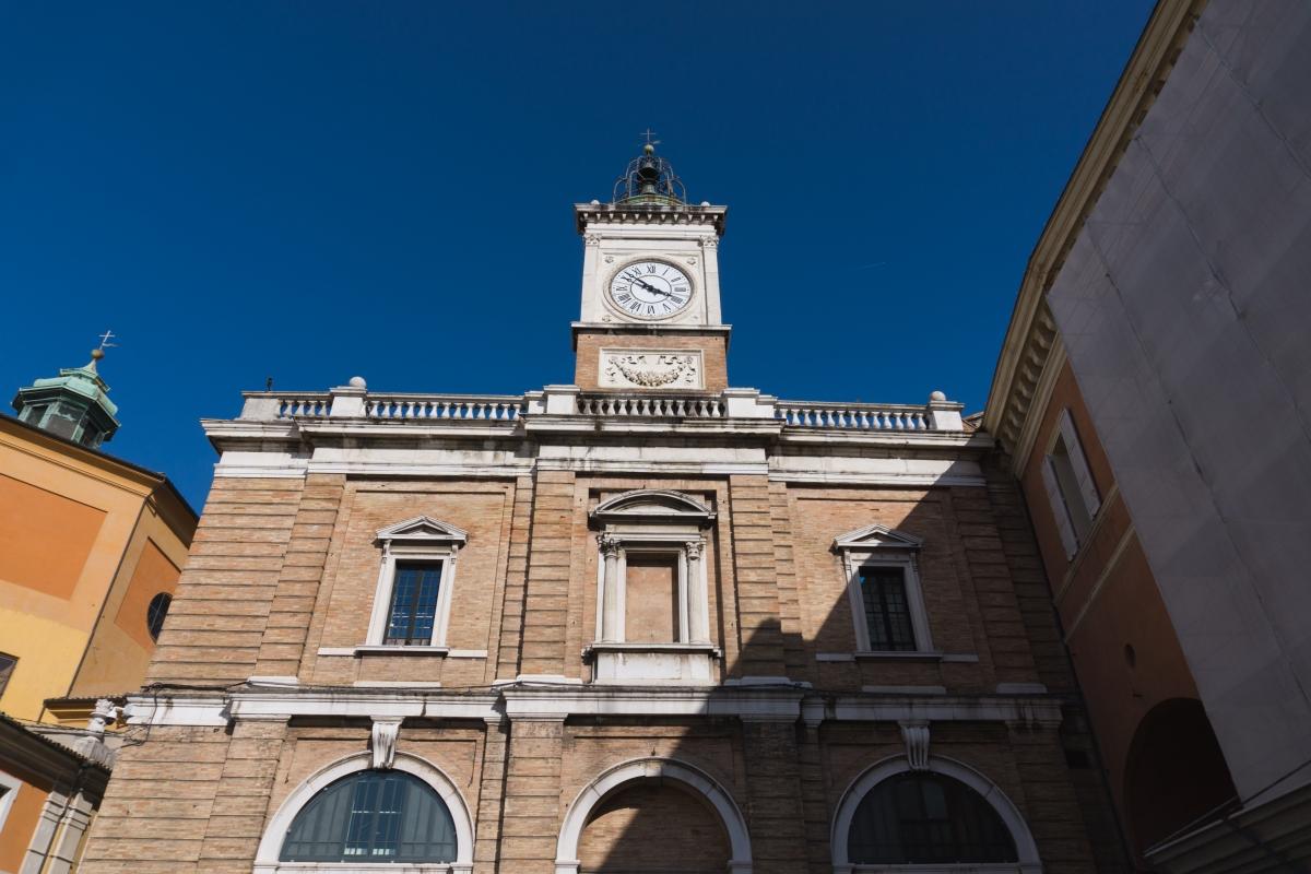 Piazza del popolo, ravenna - Federico Bragee - Ravenna (RA)